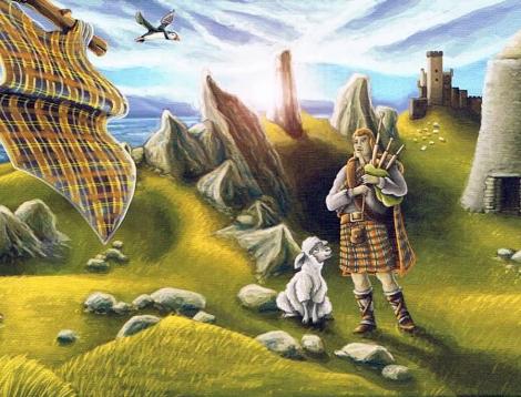 Isle of Skye Lookout